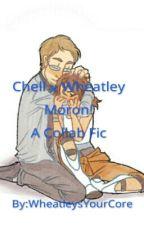 Chell x Wheatley Moron! by WheatleysYourCore