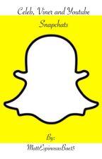 Celeb, Viner and YouTube Snapchats by _kiansbooty