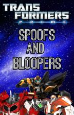 Transformers Prime: Spoofs and Bloopers by EmBayBlue