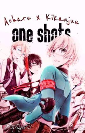 Aoharu x Kikanjuu One Shots by DropSykesx