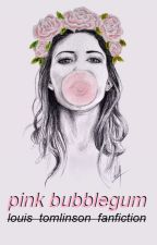 louis tomlinson // pink bubblegum by smil3x