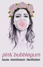 louis tomlinson // pink bubblegum by smil3x