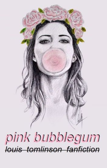 louis tomlinson // pink bubblegum