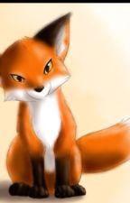 Little fox by lemonsatan