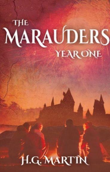 The Marauders: Year One | #Wattys2016