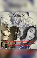 Femme de Militaire. by AminaZaynMalik