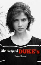Mornings at Duke's (GirlxGirl)  by DamnShane