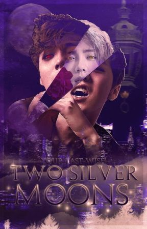 》Two Silver Moons    exo ot12 by -your-last-wish-