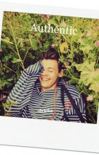 Authentic || H.S. AU *Complete* by -dricka