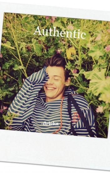 Authentic || H.S. AU *Complete*