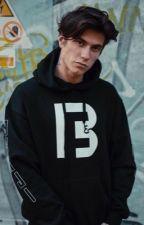 Il Bad Boy Più Bello ||Benjamin Mascolo|| (IN FASE DI CORREZIONE) by dark_b3nm