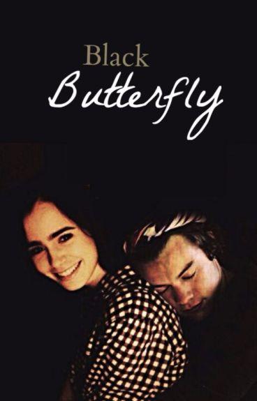 Black butterfly ➳  h.s