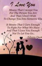 MY ONLY LOVE by NahtashaVeniceJavier