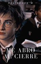 Me abro al cierre (Harry Potter y tu) by PelirrojaW