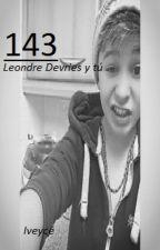 143 [ Leondre Devries y tú ] by unic_ivey