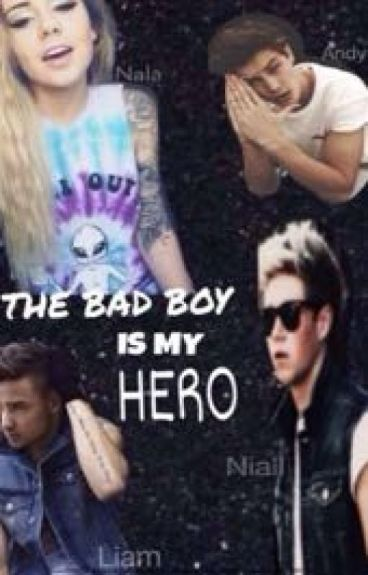 THE BAD BOY IS MY HERO!