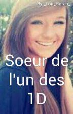 Soeur de l'un des 1D  by enna_uol