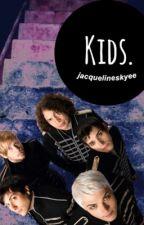 Kids. (Gerard Way) by Jacquelineskyee