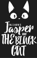 Jasper & the black cat by Enterintomymind