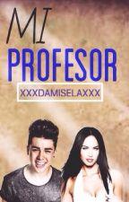 Mi profesor (mario bautista y tu) by AdrianaBautista_