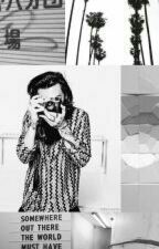 Harry Styles Dirty Imagine (One Shoot) by VincentyaElvia