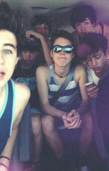 Moi et les Magcon boys