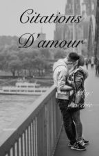 Citations d'amour by ocerie