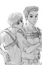 What did you do to my angle (the maze runner fanfic) by shadowfangirl11