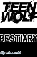 Beastiary - Teen Wolf by Amnesible