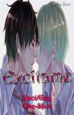 Excítame [One-Shot] [Drarry] [Yaoi/Gay] by Lola-Ime