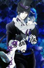 a day like today (blackbutler) by carriethewolf