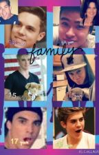 Family (IM5/David Scarzone/Will Jay/Dalton Rapattoni Fic) [ON HIATUS] by IAmJustMeXD
