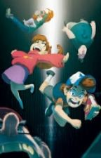 My summer in Gravity falls by TaytheEmoReaper
