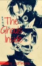 The Ghouls Inside [EreRi Fanfic] by meph0bia