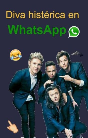 Diva histérica en WhatsApp