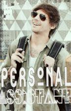 personal assistant♪larry♪ by Einhorn-Blau