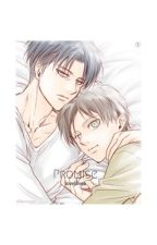Promise. { Ereri/TERMINÉ.}  by lovelovea