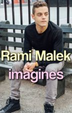 Rami Malek Imagines by ItsRamiMalek
