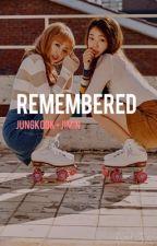 remembered ; jikook by k-mtaehyung