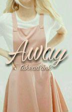 away // lesbian by takeadrink