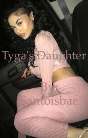 Tyga's daughter by Santoisbae