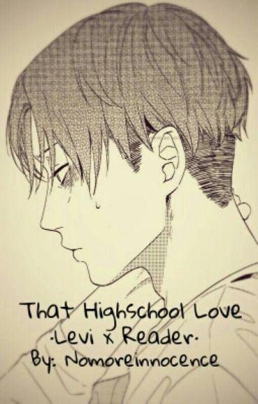 That High School Love ·Levi x reader·