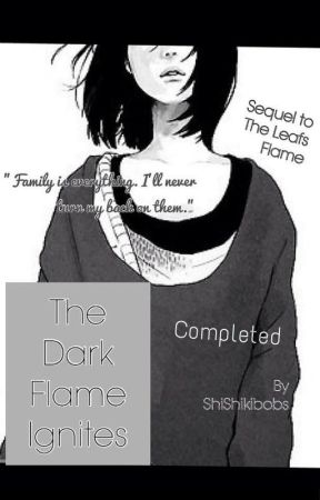 The Dark Flame Ignites (Sequal To TLF) by Shishikibobs