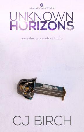 Unknown Horizons (Lesbian Space Opera) by cjbirch