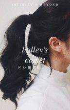 Halley's Comet by hepburnettes