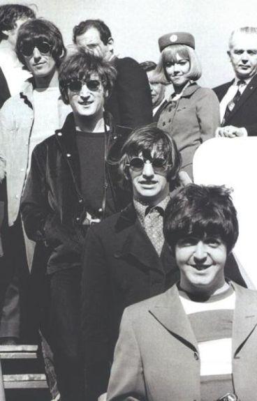 Adorable Beatles Moments