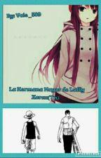 One Piece La hermana mayor de Luffy Zorox(Tn)  by vale_589