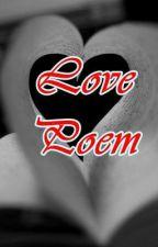Love Poem by JoshMCullen