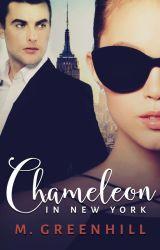 Chameleon In New York by MNJGreenhill