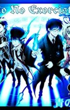 Ao No Exorcist by HideTheKiller